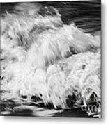 Ocean Wave I Metal Print