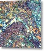 Ocean Waves 008 Metal Print