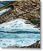 Ocean's View. Metal Print