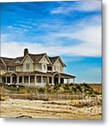 Oceanview Metal Print