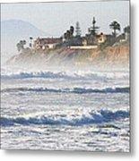 Oceanside California Metal Print
