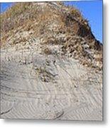 Ocracoke Island Dunes Nc Metal Print