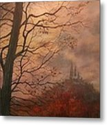 October At Holy Hill Metal Print