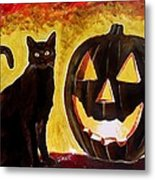 October Metal Print by Jeremy Moore