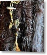 Of Fur And Rope Metal Print