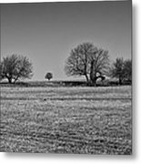 Off In The Distance Metal Print