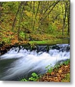 Off The Beaten Path Metal Print