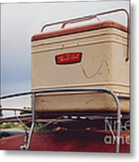 Off To The Beach Metal Print