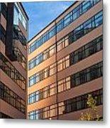 Office Building Malmo Metal Print