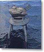 Offshore Turret Metal Print
