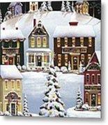 Oh Christmas Tree Metal Print