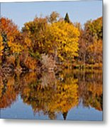 Oh Of Such Color Metal Print