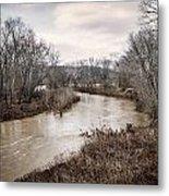 Ohio Brush Creek Metal Print