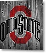 Ohio State University Metal Print