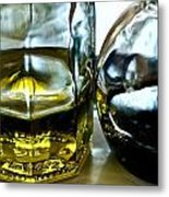 Oil And Vinegar 2 Metal Print