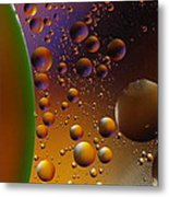 Oil And Water 2am-113878 Metal Print