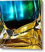 Oil And Water 3 Metal Print