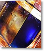 Oil And Water 31 Metal Print