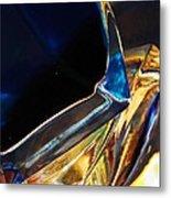 Oil And Water 5 Metal Print