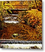 Okanagan Autumn Metal Print