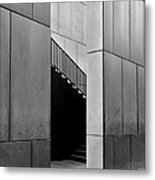 Oklahoma City Memorial N Harvey Ave Metal Print