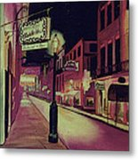 Old Absinthe House New Orleans Metal Print