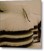 Old And Cold Metal Print