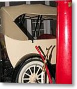 Old Automobile Metal Print