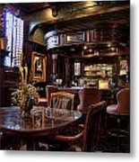 Old Bar In Charleston Sc Metal Print by David Smith