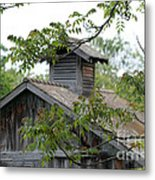 Old Barn 11 Metal Print
