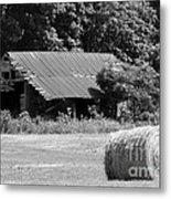 Barn In Kentucky No 84 Metal Print