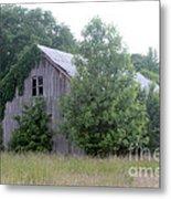 Barn In Kentucky No 82 Metal Print