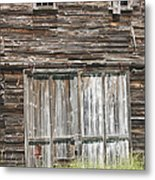 Old Barn In Maine Metal Print by Keith Webber Jr