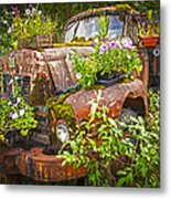 Old Truck Betsy Metal Print