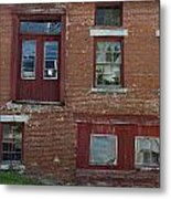 Old Cannery In Belfast Maine Img 6132 Metal Print