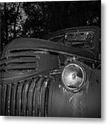 Old Chevy Truck 2 Metal Print