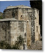 Old Church   #7173 Metal Print
