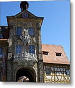 Old City Hall - Bamberg Metal Print