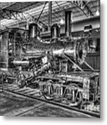 Old Climax No 4 Metal Print