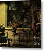 Old Curiosity Shop Metal Print