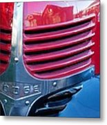 Old Dodge Truck Metal Print