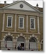 Old Exchange And Customs House Charleston South Carolina Metal Print