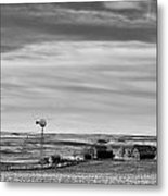 Old Farm - Baseline Road - Waterville - Waterville - Washington - May 2013 Metal Print