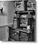 Old Fashioned Richardson And Bounton Company Perfect Stove. Metal Print