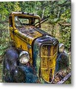 Old Ford Metal Print