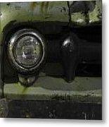 Old Ford Pickup Truck Metal Print