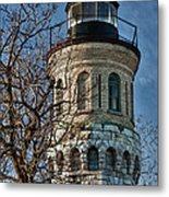 Old Fort Niagara Lighthouse 4484 Metal Print