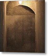Old Fort Passageway Metal Print