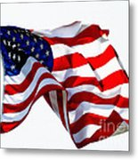 America The Beautiful Usa Metal Print