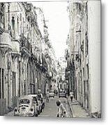 Old Habana Metal Print